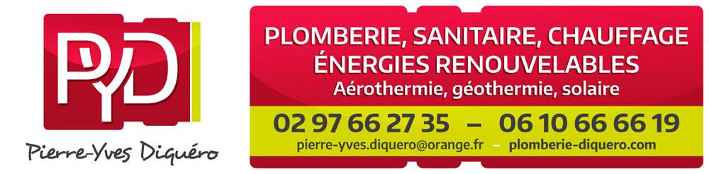 Plomberie Diquero à Limerzel dans le Morbihan