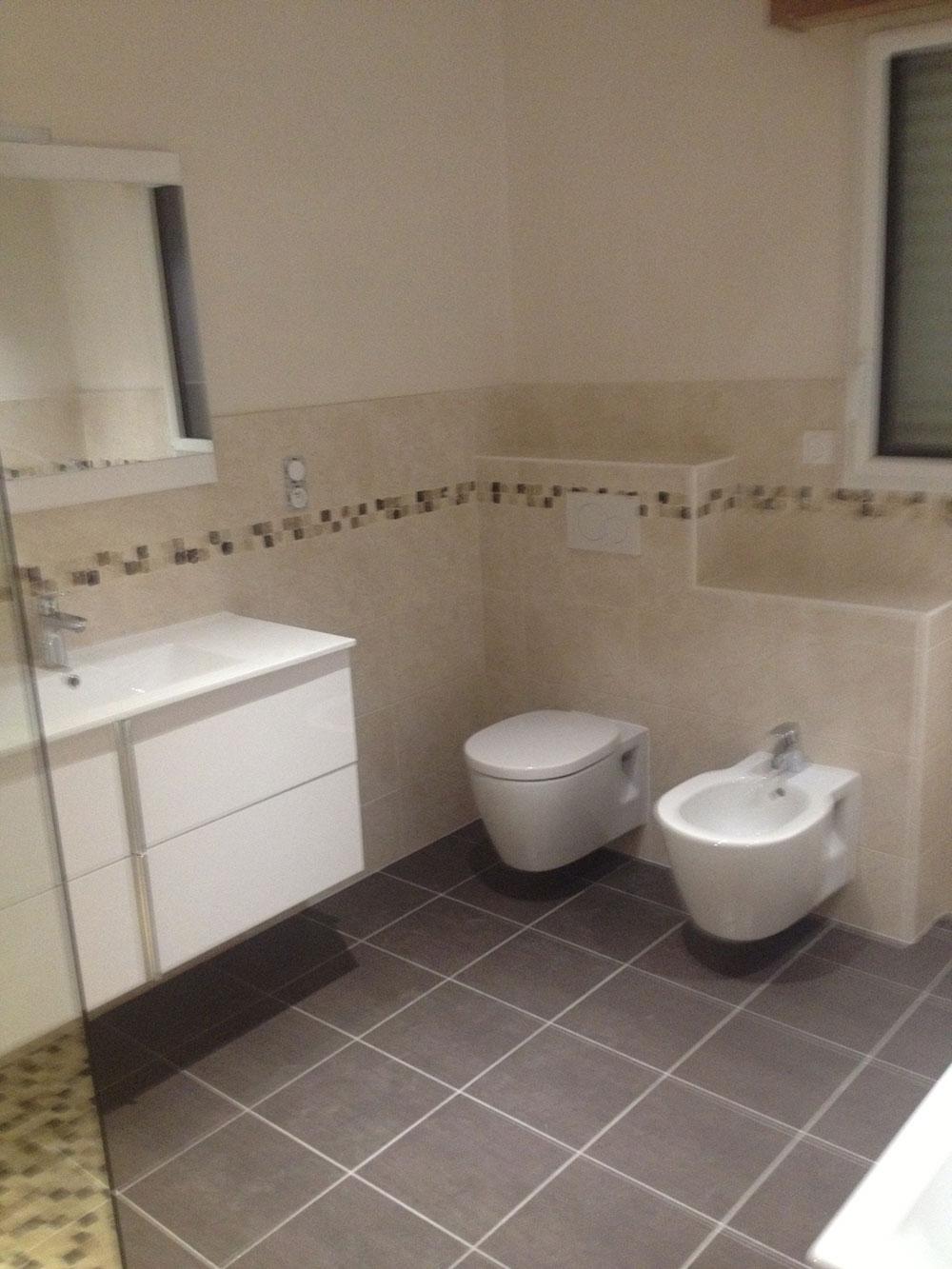 R novation de salle de bain plomberie diquero limerzel for Plomberie de salle de bain